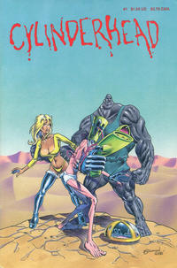 Cover Thumbnail for Cylinderhead (Slave Labor, 1989 series) #1
