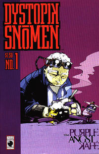 Cover Thumbnail for Dystopik Snomen (Slave Labor, 1995 series) #1
