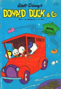Cover Thumbnail for Donald Duck & Co (Hjemmet / Egmont, 1948 series) #5/1971