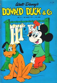 Cover Thumbnail for Donald Duck & Co (Hjemmet / Egmont, 1948 series) #17/1971