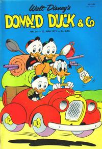 Cover Thumbnail for Donald Duck & Co (Hjemmet / Egmont, 1948 series) #26/1971