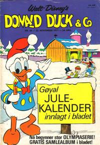 Cover Thumbnail for Donald Duck & Co (Hjemmet / Egmont, 1948 series) #48/1971