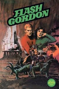 Cover Thumbnail for Flash Gordon Comic-Book Archives (Dark Horse, 2010 series) #4
