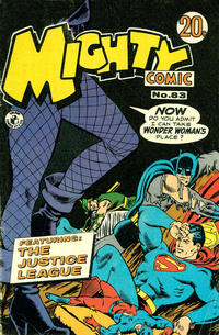 Cover Thumbnail for Mighty Comic (K. G. Murray, 1960 series) #83