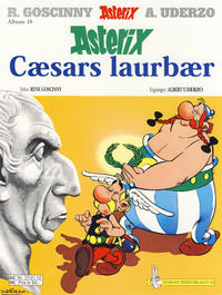 Cover Thumbnail for Asterix (Hjemmet / Egmont, 1998 series) #18 - Cæsars laurbær [6. opplag]