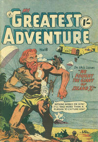 Cover Thumbnail for My Greatest Adventure (K. G. Murray, 1955 series) #18