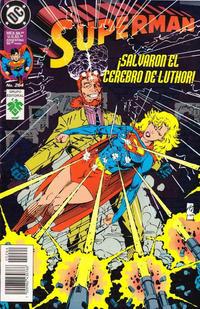 Cover Thumbnail for Supermán (Grupo Editorial Vid, 1986 series) #264