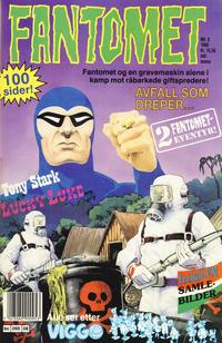 Cover Thumbnail for Fantomet (Semic, 1976 series) #8/1990
