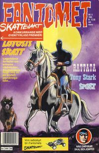 Cover Thumbnail for Fantomet (Semic, 1976 series) #9/1990