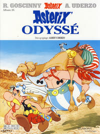 Cover Thumbnail for Asterix (Hjemmet / Egmont, 1969 series) #26 - Asterix' odyssé [6. opplag]