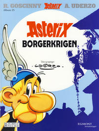 Cover Thumbnail for Asterix (Hjemmet / Egmont, 1998 series) #25 - Borgerkrigen