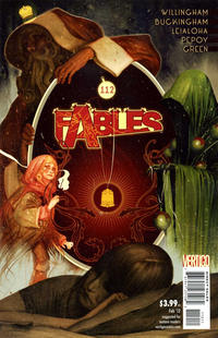 Cover Thumbnail for Fables (DC, 2002 series) #112