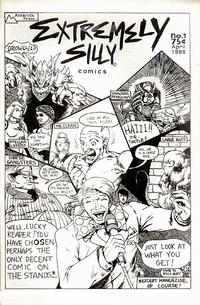Cover Thumbnail for Extremely Silly (Antarctic Press, 1986 series) #1