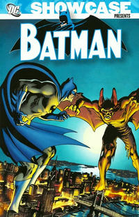Cover Thumbnail for Showcase Presents: Batman (DC, 2006 series) #5