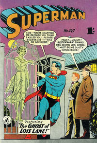 Cover Thumbnail for Superman (K. G. Murray, 1947 series) #147