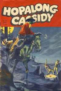 Cover Thumbnail for Hopalong Cassidy (Sefyrforlaget, 1953 series) #13/1953