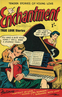 Cover Thumbnail for Enchantment (Magazine Management, 1955 ? series)