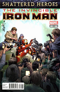 Cover Thumbnail for Invincible Iron Man (Marvel, 2008 series) #510