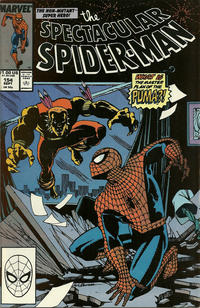Cover Thumbnail for The Spectacular Spider-Man (Marvel, 1976 series) #154 [direct]