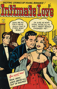 Cover Thumbnail for Romance Library (Magazine Management, 1951 ? series) #33