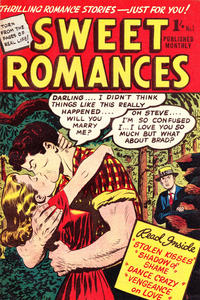 Cover Thumbnail for Sweet Romances (Magazine Management, 1955 ? series) #1