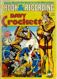 Cover Thumbnail for Davy Crockett [Book and Record Set] (Peter Pan, 1981 series) #PR40