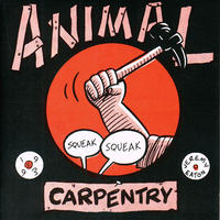 Cover Thumbnail for Animal Carpentry (Fantagraphics, 1993 series)