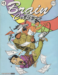 Cover for Brain Capers (Fantagraphics, 1993 series) #1