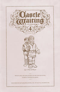 Cover Thumbnail for Castle Waiting (Fantagraphics, 2006 series) #4
