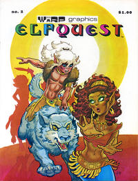 Cover Thumbnail for ElfQuest (WaRP Graphics, 1978 series) #2 [$1.00 first printing]
