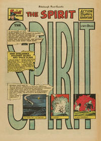 Cover Thumbnail for The Spirit (Register and Tribune Syndicate, 1940 series) #5/22/1949