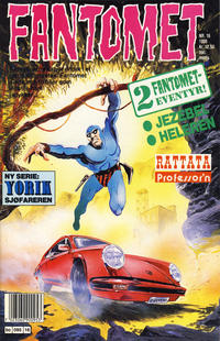Cover Thumbnail for Fantomet (Semic, 1976 series) #16/1990