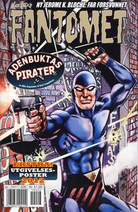 Cover Thumbnail for Fantomet (Hjemmet / Egmont, 1998 series) #26/2011