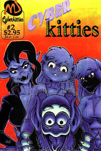Cover Thumbnail for Cyberkitties (MU Press, 1998 series) #2