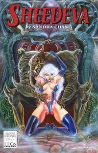Cover Thumbnail for Sheedeva (Fantagraphics, 1994 series) #3