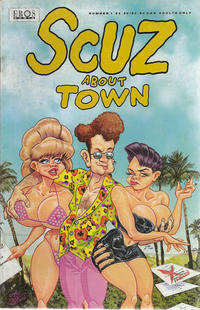 Cover Thumbnail for Scuz About Town (Fantagraphics, 1992 ? series) #1