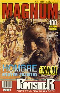 Cover Thumbnail for Magnum (Bladkompaniet / Schibsted, 1988 series) #8/1993