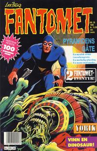 Cover Thumbnail for Fantomet (Semic, 1976 series) #20/1990