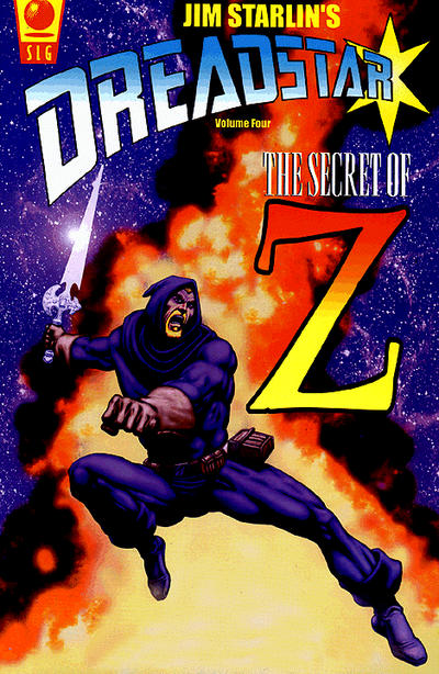 Cover for Dreadstar (Slave Labor, 2000 series) #4