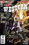 Cover for All Star Western (DC, 2011 series) #4
