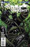 Cover for Batman: The Dark Knight (DC, 2011 series) #4