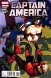 Cover for Captain America (Marvel, 2011 series) #5
