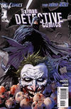 Cover for Detective Comics (DC, 2011 series) #1 [3rd Printing - Grey Background]