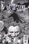 Cover Thumbnail for Detective Comics (2011 series) #1 [4th Printing - Grayscale]