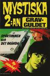 Cover for Mystiska 2:an (Semic, 1973 series) #1/1973