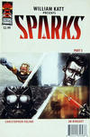 Cover for Sparks (Arcana, 2008 series) #3