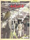 Cover for Collectie Pilote (Dargaud Benelux, 1983 series) #15 - De kinderen van de salamander 2: Arkadin