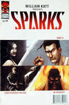 Cover for Sparks (Arcana, 2008 series) #4