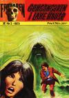 Cover for Frysaren (Williams Förlags AB, 1972 series) #3/1973