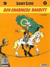 Cover Thumbnail for Lucky Luke (1977 series) #37 - Den enarmede banditt [2. opplag]